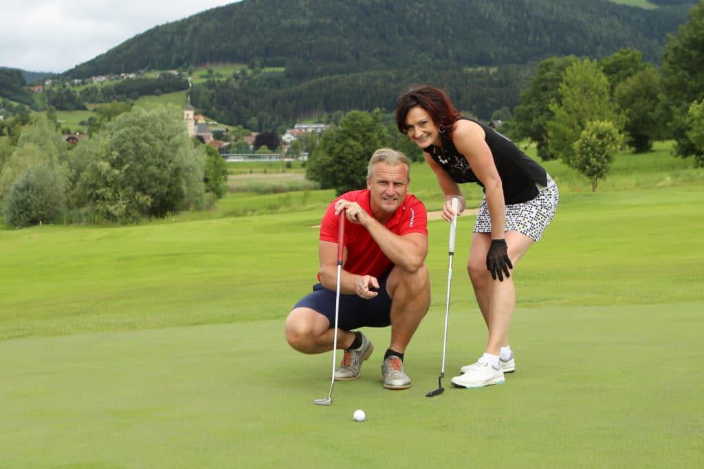 golfen im almenland